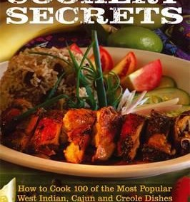 Caribbean Cookery Secrets - book cover