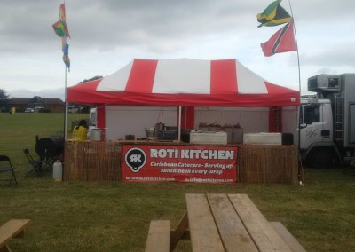 Roti Kitchen - street food stall 2016 -v2