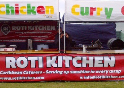 roti kitchen - street food stall 2013
